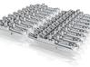 1/1200 LCI(L) (Round Bridge - Side Ramps) (x18) 3d printed