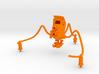 Shape-Drone Rover Desk Accessory  3d printed