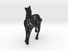 2014 Year of the Horse- Nylon (Small) 3d printed
