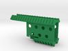 Vik Pistol Quad Rail 3d printed