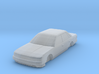 n scale car 1987-1991 toyota camry 3d printed