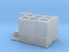 009 FR 'Sentry-box' type brake van 3d printed