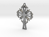 Decorative Cross 3d printed