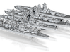 48JN05E WWII IJN Early-war Yamato & Ise BBs 3d printed