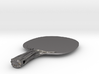 Ping Pong Paddle 1/4 Scale 3d printed