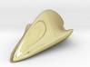 """Space Shark""  Pendant 3d printed"