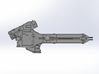 LoGH Imperial Destroyer 1:2000 3d printed Render Image