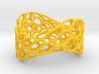 Wave Bracelet 3d printed