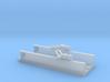SCHWIMMDOCK B, FLOATING DOCK B 1/2400 3d printed