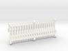 40 Tine Knitting Garter Bar X 2 - 6.5 mm V2.stl 3d printed