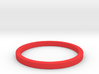 Minimalist Spacer Ring (just under 2mm) Size 5 3d printed