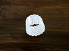 Turk's Head Knot Ring 12 Part X 15 Bight - Size 22 3d printed