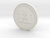 Funhaus Coin 3d printed