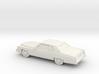 1/87 1977 Cadillac De Ville Coupe 3d printed