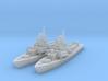 1/1800 Soviet Nanuchka Missile corvette 3d printed