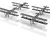 1/300 Avro 504K (x4) 3d printed