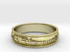 A Midsummer's Night Dream Ring Sz 6 3d printed