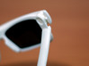 BoomGlasses 3d printed Hinge at 90 degrees