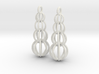 Earrings 3d printed