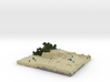 Minecraft touch of sand&grass season 2 3d printed