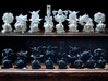 Surreal Chess Set - My Masterpieces -  Bishop II 3d printed The full set