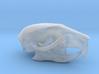 Rat skull pendant  3d printed