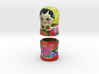 Russian Matryoshka - Piece 7 / 7 3d printed