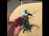 """Feather Edge Sword - 5"""" Figure version 3d printed Image by the_8bit_brave (IG)"""