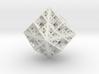 Koch Rhombododecahedron 3d printed