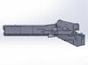 LoGH Imperial Battleship 1:3000 (Part 1/2) 3d printed Render Image