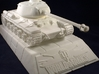 1:35 World of Tanks stand for miniatures  3d printed Stand with KV-1S model. KV-1S is sold separately