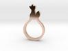 BEAU Ring 3d printed