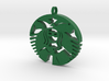 Quinn Coffee Charm 3d printed