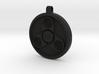 Trefoil Reactor Pend 3d printed
