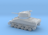 VBU M4A1 Sherman 75mm 1:100 15mm 3d printed