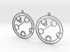 Lyndon - Earrings - Series 1 3d printed