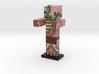 Zombie Pigman (sans sword) 3d printed