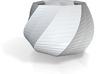 sake cup twist 3d printed