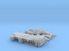 1:87 crane 45to.,3axle - Autokran 45to.,3achs FS 3d printed