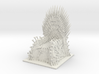 Iron Throne 3d printed