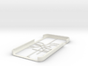 LA Metro Rail map iPhone 6 case 3d printed
