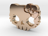 Piddles Hello Kitty Solid Gold Earring 3d printed