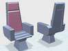 M.A.S.K. Energy Room - All 8 chairs 3d printed Digital Preview