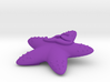 Indian Hippie Starfish 3d printed
