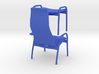 Lamino Style Chair & Stool 1/12 Scale 3d printed