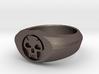 MTG Swamp Mana Ring (Size 7) 3d printed