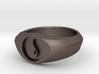 MTG Island Mana Ring (Size 8 1/2) 3d printed