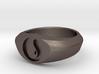 MTG Island Mana Ring (Size 9) 3d printed