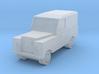 1:450 Land Rover S2a SWB No Side Windows 3d printed