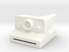 Polaroid Camera Pendant 3d printed